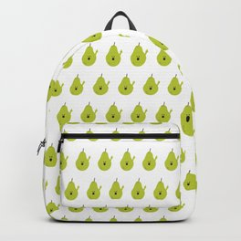 Vulgar Fruit: Profane Pear Backpack