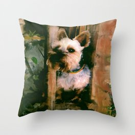 """""""COLE"""" Throw Pillow"""