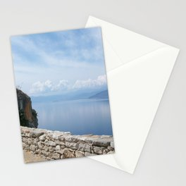 Sea & Sky in Nafplio Stationery Cards