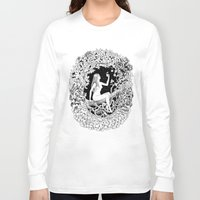 heaven Long Sleeve T-shirts featuring Heaven by Tais Graphics