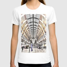 Paddington Station London Art T-shirt