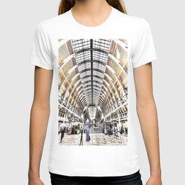 Paddington Station London Art T-shirt