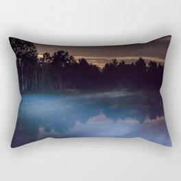 Magic Mist Rectangular Pillow