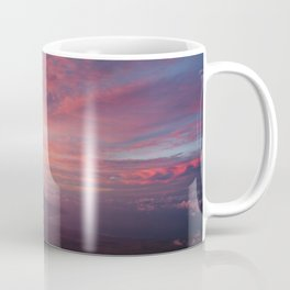 Haleakala Summit Sunset Coffee Mug