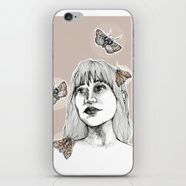 Joanna Newsom iPhone Skin