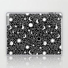 Sun, Moon, Stars by Andrea Lauren Laptop & iPad Skin