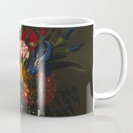 Severin Roesen - Victorian Bouquet Coffee Mug