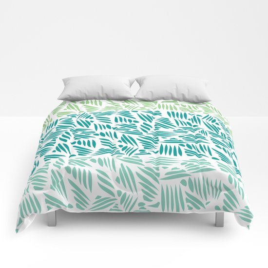 Bamboo Forest Comforters