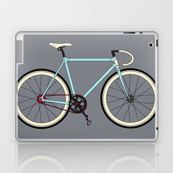 Classic Road Bike Laptop & iPad Skin