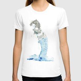 Water woman T-shirt