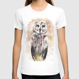 Gary The Great Gray Owl T-shirt