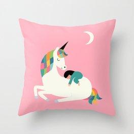 Me Time Throw Pillow