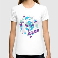 rave T-shirts featuring Space Rave by Affinity Brand