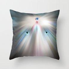 Future Human Throw Pillow