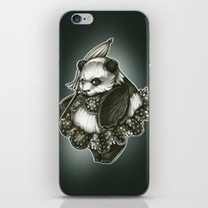 Panda's Day Off iPhone & iPod Skin