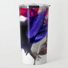 aztec florals Travel Mug