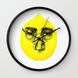 John Lemon Wall Clock