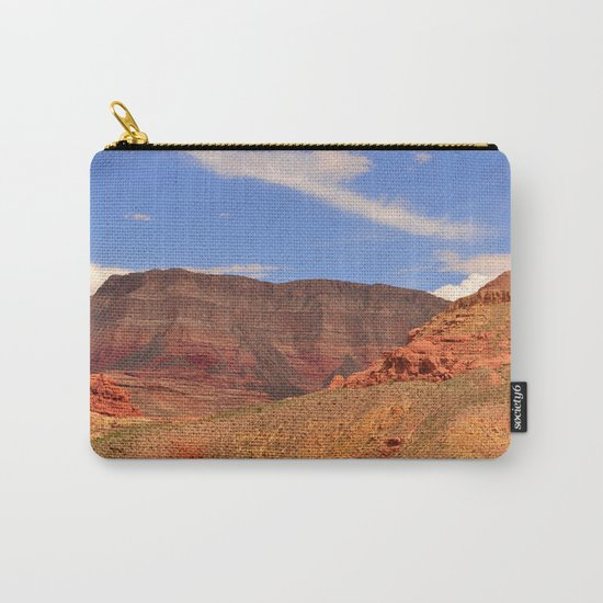 Virgin River Canyon Carry-All Pouch