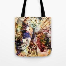 DeusMachina Tote Bag