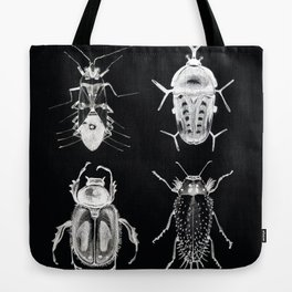 Wild Wild Bugs Tote Bag