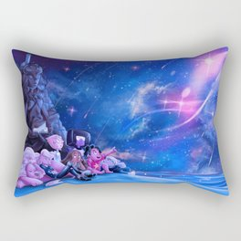 Gem Squad Rectangular Pillow