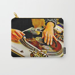 TURNTABLISM: MOVE THE CROWD! Carry-All Pouch