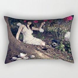 Alice In Memoriam Rectangular Pillow