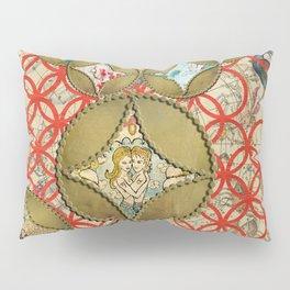 Astrology tarot Pillow Sham