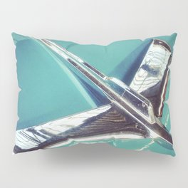 VINTAGE CARS II Pillow Sham