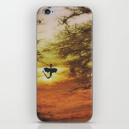 Rising Above iPhone Skin