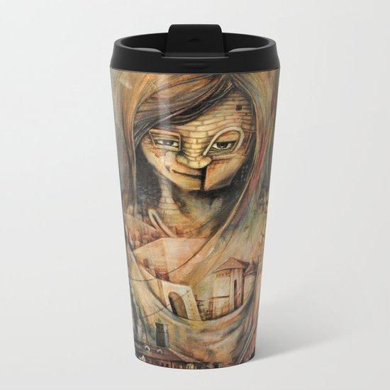 Forest Metal Travel Mug