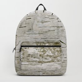 Birch Bark Skin Backpack