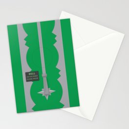 Entrance to the Emerald City Stationery Cards