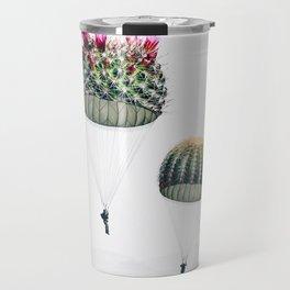 Flying Cacti Travel Mug
