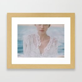 Pas Si Simple Framed Art Print