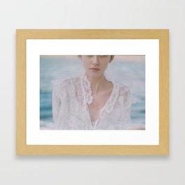 Pas Si Simple Framed Art Print