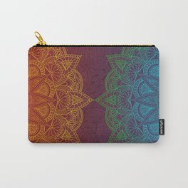 Mandala - twins Carry-All Pouch