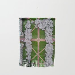 UW Cherry Blossoms: Spring Wall Hanging