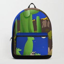 Saguaro National Park Backpack