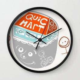 i are convenience Wall Clock