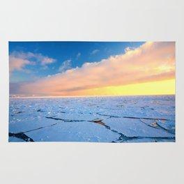 Ice Sea T1 Rug