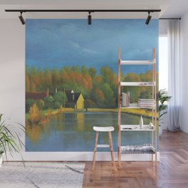 Tranquility Wall Mural