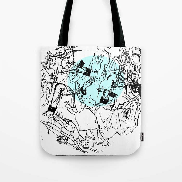 mummer culligronthy Tote Bag