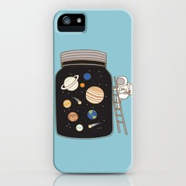 confined space iPhone Case