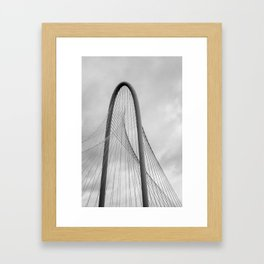 Being pulled in every direction Framed Art Print