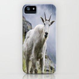 Mountain Goat iPhone Case