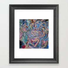 Imperfect Perfection Framed Art Print