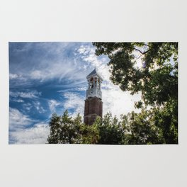 The Purdue Bell Tower Rug