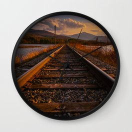 Grand Trunk Railway Wall Clock