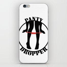 Panty Dropper iPhone Skin